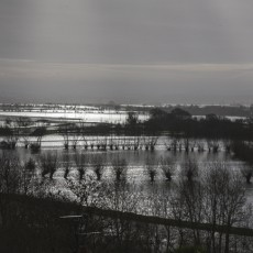 South from Langport