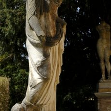 One of thousands of headless statues