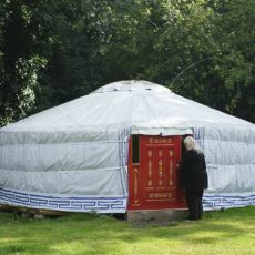 The ger/yurt