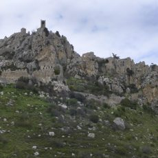 St. Hilarion Castle - the model for Disney castles - look carefully - quite extraordinary building