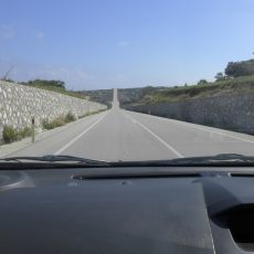 Empty roads!!!!! In the north